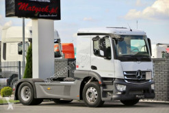 Semi Mercedes ACTROS 1840 /LOW CAB/HYDRAULIC SYSTEM/ FULL ADR/