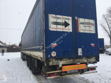 Schwarzmüller SPA 3/E semi-trailer used tarp