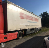 Berger tautliner semi-trailer SAPL 24