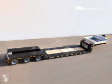 Doll PANTHER T3E-S3FS25 semi-trailer new heavy equipment transport