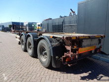 Van Hool Tank Chassis / 20/30 FT / BPW DISC semi-trailer used container
