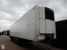 Félpótkocsi Kögel SVA 24 Frigo / SAF Disc / New TÜV használt egyhőmérsékletes hűtőkocsi