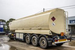 Stokota chemical tanker semi-trailer CITERNE 40.000L/4COMP SOURCE ET DOME