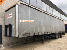 Kögel Tautliner S24 semi-trailer used tautliner