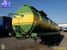 Semirimorchio LAG Tank cisterna usato