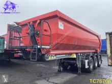 Used tipper semi-trailer Kässbohrer SKS27 Tipper