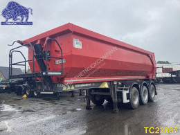Kässbohrer SKS27 Tipper semi-trailer used tipper