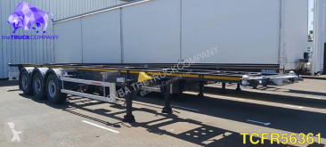 Kässbohrer container semi-trailer SHF S40 Container Transport