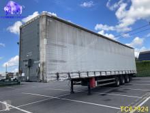 Samro tautliner semi-trailer MEGA Curtainsides