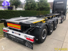Container semi-trailer 20-30 FT. Container Transport