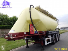 Feldbinder tanker semi-trailer Silo