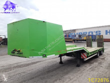 Semi remorque porte engins Galtrailer Low-bed