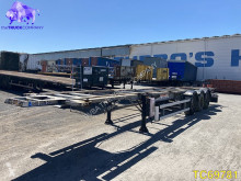 Fruehauf Container Transport semi-trailer used container