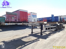 Semirimorchio portacontainers Fruehauf Container Transport