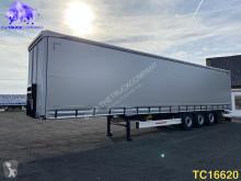 Semitrailer skjutbara ridåer (flexibla skjutbara sidoväggar) Kässbohrer SCS Curtainsides