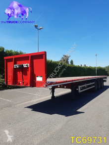 Flatbed semi-trailer used flatbed