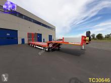 Kässbohrer SLA 3 Low-bed semi-trailer used heavy equipment transport