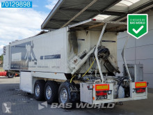 Semi remorque béton TB Top Condition!Screedpump / Mortar / Estrich / Concrete / Beton MC Machines 2x Lenkachse Serrus MKV OPL PST 13-27