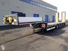 Kässbohrer heavy equipment transport semi-trailer SLA 4