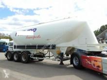 Semitrailer tank pulverformig Spitzer Eurovrac *Zementsilo*36.000 L *