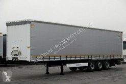 Полуприцеп тентованный Krone CURTAINSIDER /STANDARD/LIFTED AXLE / XL CERT/