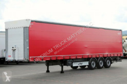 Полуприцеп Fliegl CURTAINSIDER /STANDARD/ /LIFTED AXLE/ NOT USED тентованный б/у