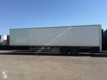 Semitrailer transportbil polybotten begagnad Fruehauf FOURGON