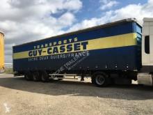 Fruehauf tautliner semi-trailer BACHE PLSC 38000
