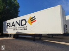 Semitrailer transportbil Krone