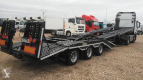 Montenegro Non spécifié semi-trailer used heavy equipment transport