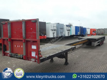 Floor flatbed semi-trailer FLUO18-27F1