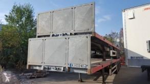 Semirremolque caja abierta Samro 10 plateau twist lock 4X10/2X20/1X40 disponible 13 900€ l'unité