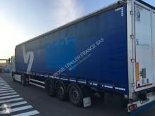 Fruehauf BACHE PLSC 38000 semi-trailer used tautliner