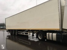 Fruehauf box semi-trailer FOURGON