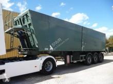 Trailer kipper graantransport Stas Benne céréalière 51m3