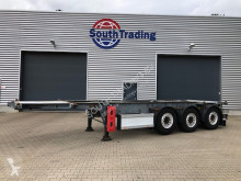 Semi remorque Groenewegen 30CC-14-27 30CC-14-27 porte containers occasion