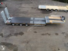 Semi remorque porte engins Faymonville max trailer max100 DISPO