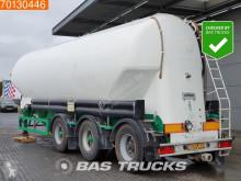 Návěs Feldbinder EUT 43.3 43m3 Liftachse Lenkachse cisterna použitý