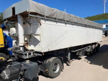 Félpótkocsi Stas / Kipper Trailer 50 m3 / használt billenőkocsi