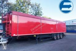 Gebrauchter Auflieger Kastenwagen Benalu Bencere Kipp-Kasten 80m2