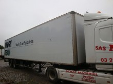 Fruehauf semi-trailer used box