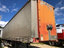 Metaco RE3210 ROULANTE semi-trailer used tautliner