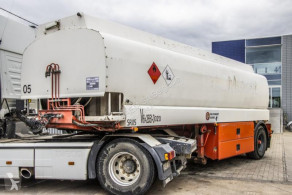 Stokota oil/fuel tanker semi-trailer CITERNE 23000L/4COMP