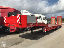 Semi reboque /ARB Low Loader for heavy machinery/ chassis novo