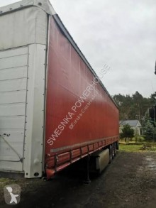 Schmitz Cargobull S01 semi-trailer used tautliner