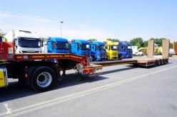 Faymonville MULTI N 3L AU / STN-3AU semi-trailer used heavy equipment transport