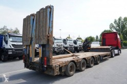 Faymonville MULTI N 3L AU / STN-3AU STN-4AU , 4 axles , 15,8 x 3,23m , extended ,stretched , SAF semi-trailer used heavy equipment transport