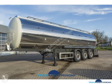 Tanker semi-trailer Food - Feed tanker 36.000 liter
