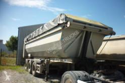 Semitrailer lastvagn bygg-anläggning Lecitrailer BENNE TP BENNE TP