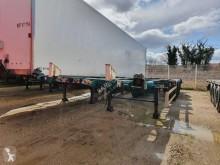 Semirimorchio portacontainers Lecitrailer Porte container surbaissé 4797 ST 39